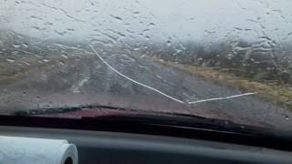 Carretera de rodeo a durango