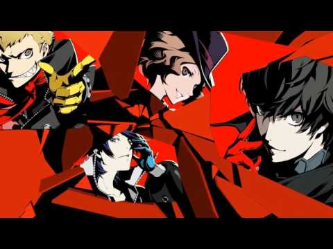 Persona 5 - Homage, Social Manipulation,  and Allegory vs. Art