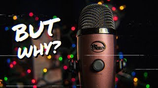 Big Audio in a Small Package - Blue Yeti Nano Review (Microphone Review)
