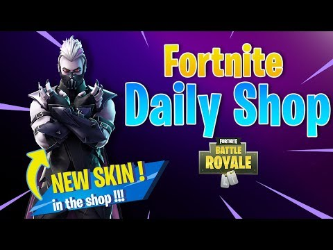 Fortnite Daily Shop (19th October 2018)