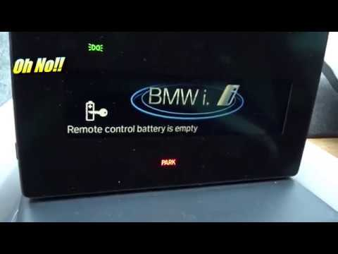 bmw i3 or i8 remote fob battery replacement youtube. Black Bedroom Furniture Sets. Home Design Ideas