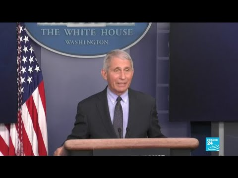 US top scientist Fauci 'liberated' to no longer work under Trump