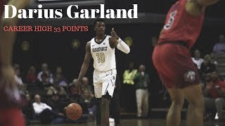 Darius Garland scored CAREER HIGH 33 POINTS | Vanderbilt Commodores vs Liberty | 11/19/18 |