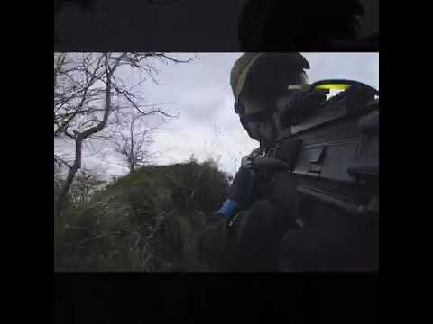 Dirty dog airsoft, merry mod hit squad