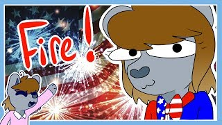 I Almost Exploded! | 4th of July Stories
