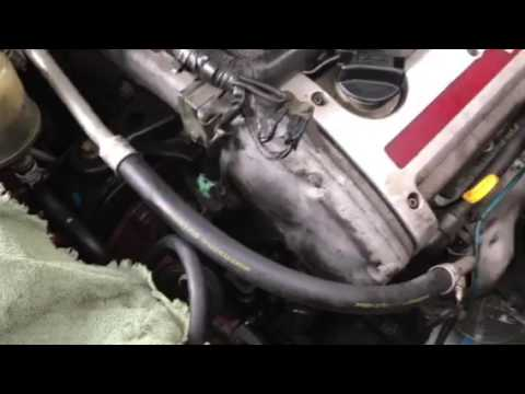 Nissan Maxima Alternator Easy Way
