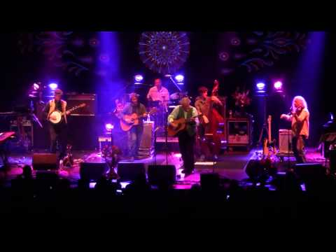 The Hobo Song - Peter Rowan with Railroad Earth
