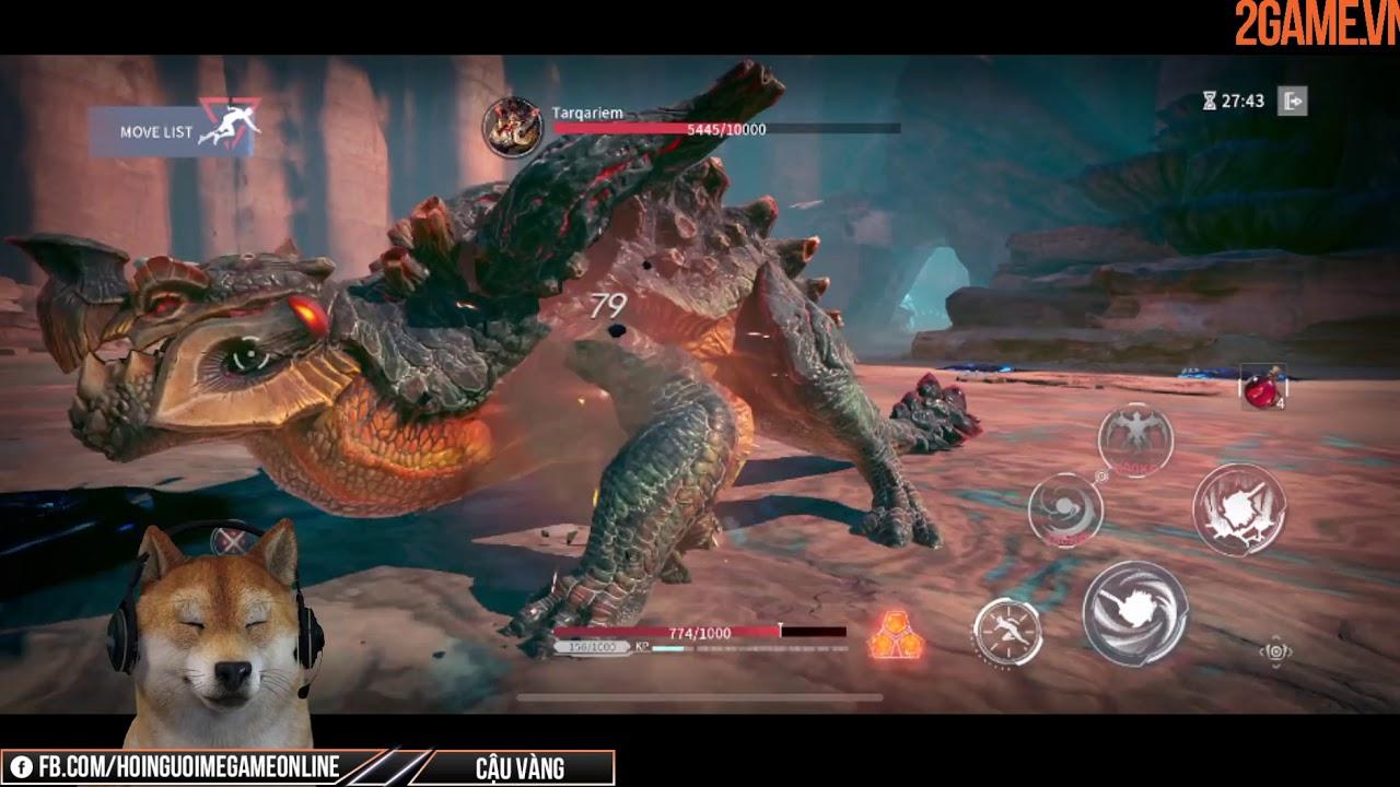 [Trải nghiệm] Yeager – Game hành động săn quái không cần cày cuốc với đồ họa 3D cực đã mắt