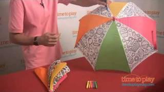 Color A Yumbrella From Alex Toys