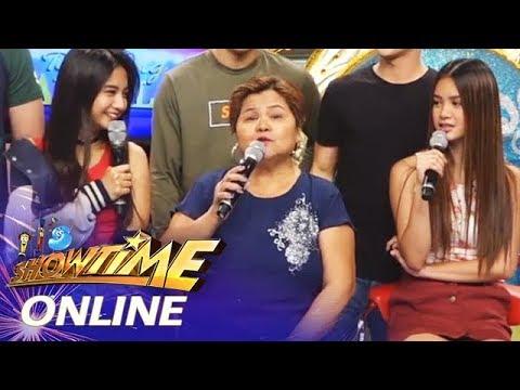 It's Showtime Online: Health tips from TNT Luzon contender, Carmen Felipe