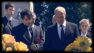 Sturm der Liebe - Robert & Miriam Tod, Begräbnis [Kate Winslet - What If]