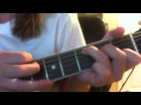How To Play My Rifle My Pony And Me On Guitar Youtube