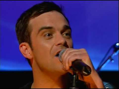 Robbie Williams - No Regrets (Live At Later With Jools)