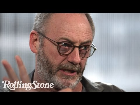Davos from Game of Thrones on Ian McShane's Spoilers