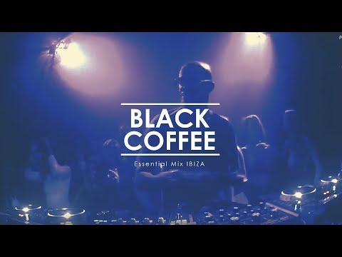 BLACK COFFEE @ IBIZA 2018 live