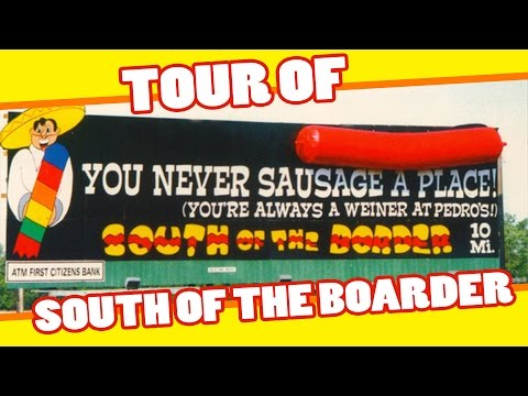 South of the Border Tour