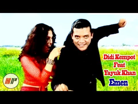 Didi Kempot feat Yayuk Khan -  Emen - Official Version