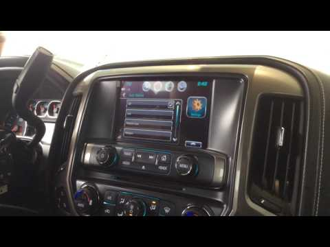 How To Program a Radio Station on Your 2017 Chevrolet