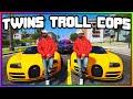 GTA 5 Roleplay - TWINS TROLL COPS | RedlineRP