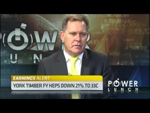 York Timber FY earnings down 21%