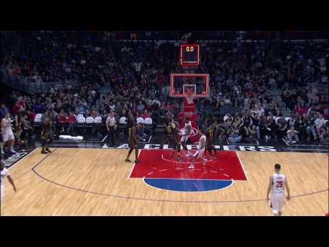 Atlanta Hawks at LA Clippers - February 15, 2017