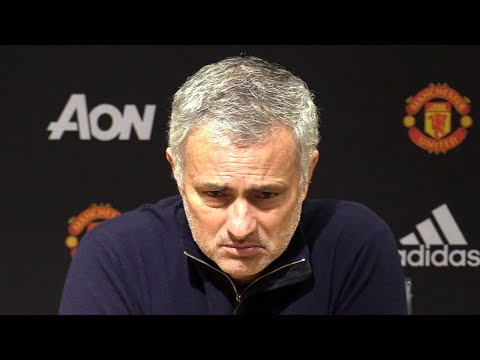 Jose Mourinho Full Pre-Match Press Conference - Everton v Manchester United - Premier League