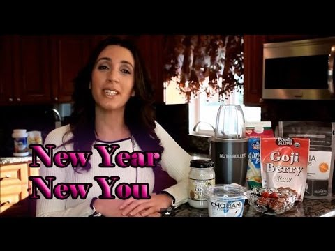 Put Your Best Face Forward! (Nutribullet, Superfoods, Protein & More)