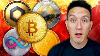 TOP 5 Cryptocurrency To Invest In For 2021 | Long Term Buys!