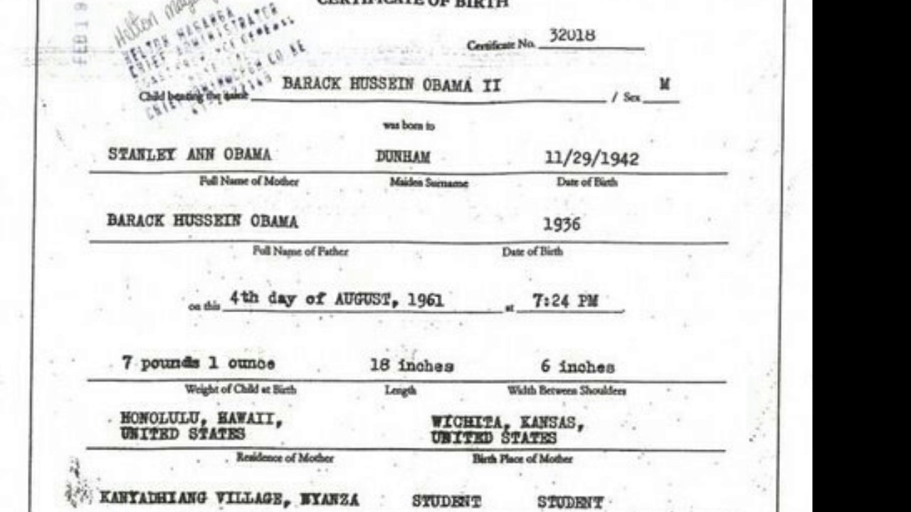 Whats this is this a copy of obamas kenyan long form birth is this a copy of obamas kenyan long form birth certificate aiddatafo Image collections