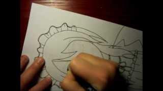 Speed Drawing, Misaki: Maid Sama