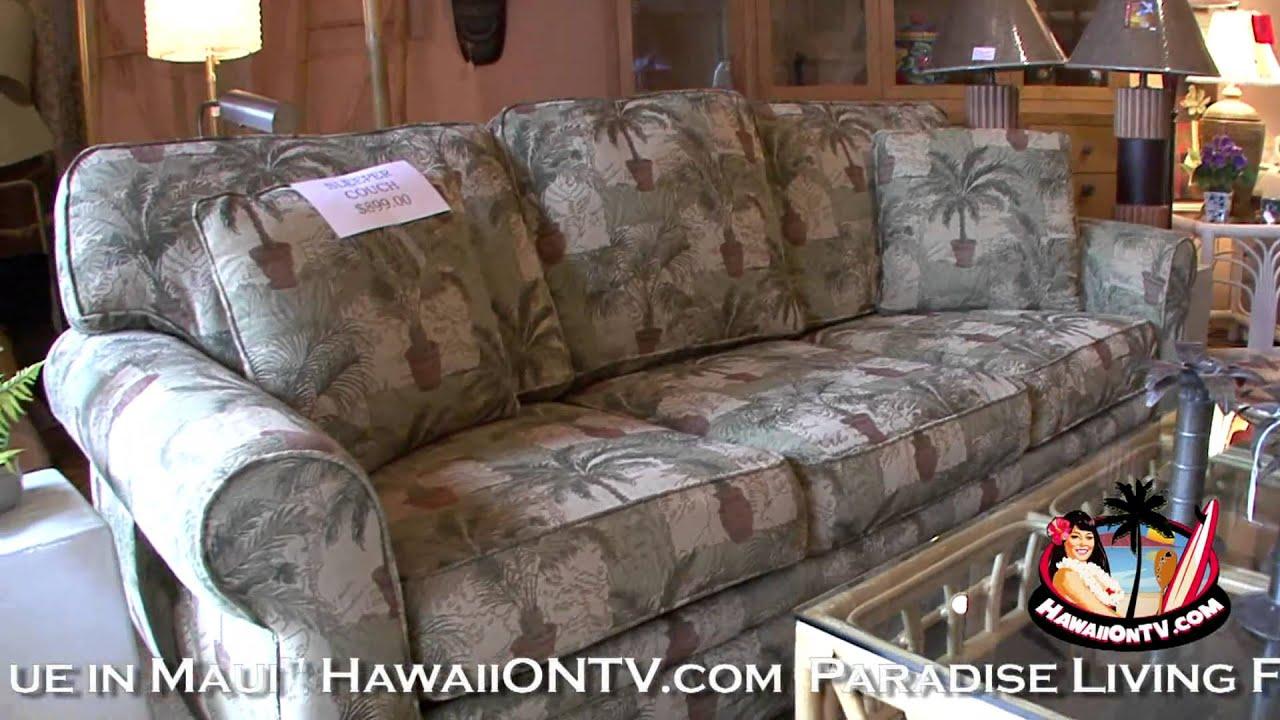 Paradise Living Maui Used Furniture YouTube