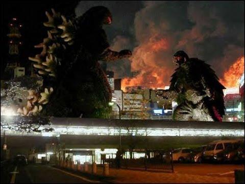 Godzilla vs. Gamera - The Great Battle