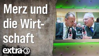 Friedrich Merz – Marionette der Wirtschaft?