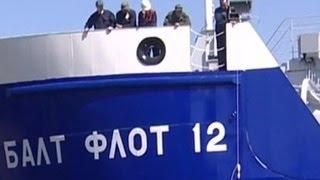 Новый нефтеналивной танкер спустили на воду на заводе Красное Сормово