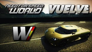 NEED FOR SPEED WORLD VUELVE