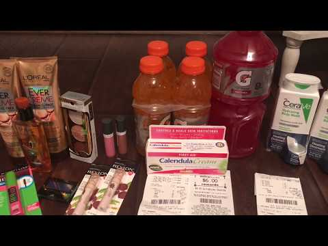 CVS Haul 8/13/17 = FREEBIES ~ Couponing...