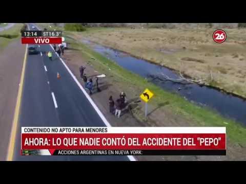 Canal 26 - El 'Pepo' detenido y más complicado