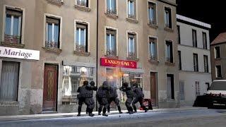 Paris attacks: Saint-Denis police raid