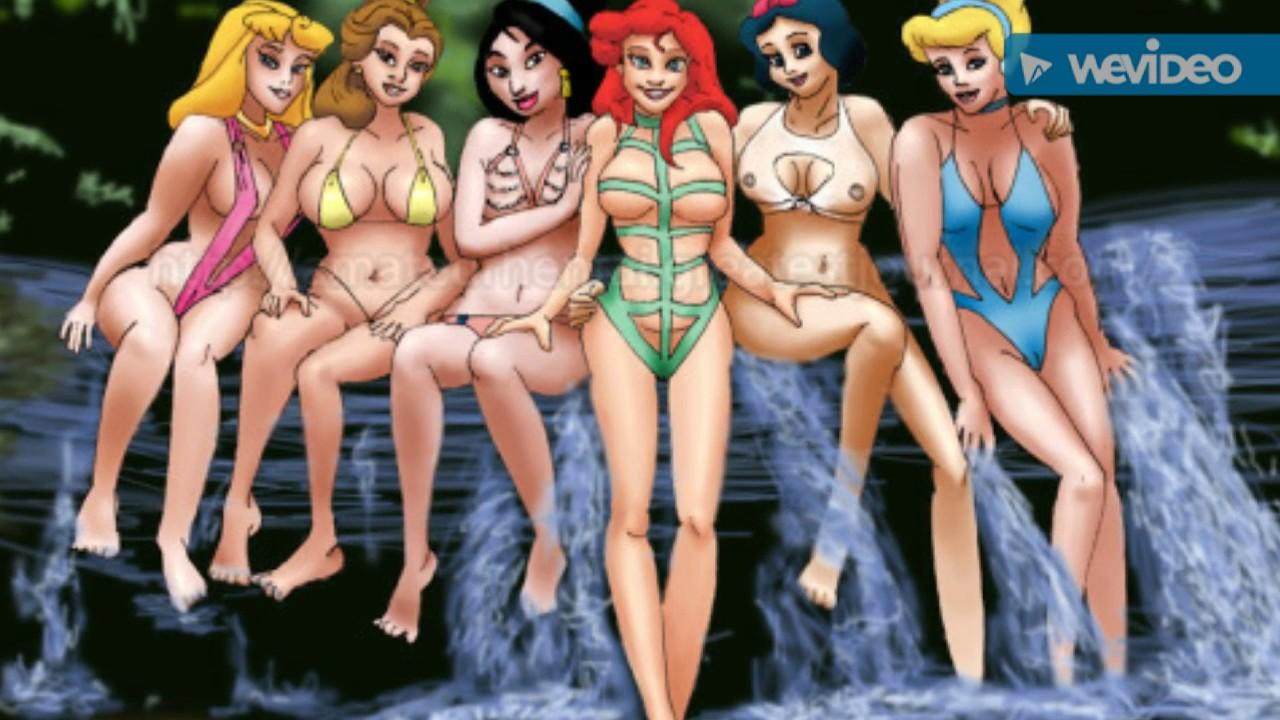 Disney's Hidden Sexist Messages