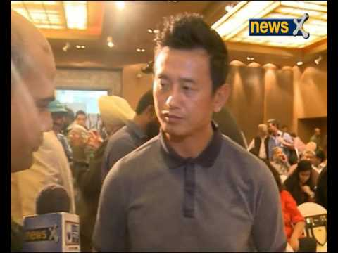 Bhaichung Bhutia speaks to NewsX exclusively on Bengaluru FC and Indian National Football Team