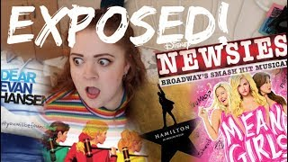 EXPOSING A FAKE MUSICAL THEATRE FAN!