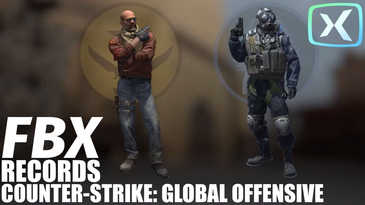 FBX RECORDS: Counter-Strike: Global Offensive (GeForce NOW)