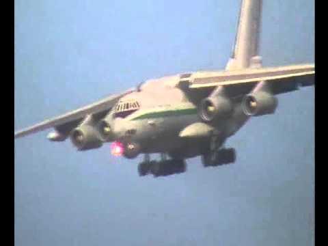 Algerian Air Force IL-78