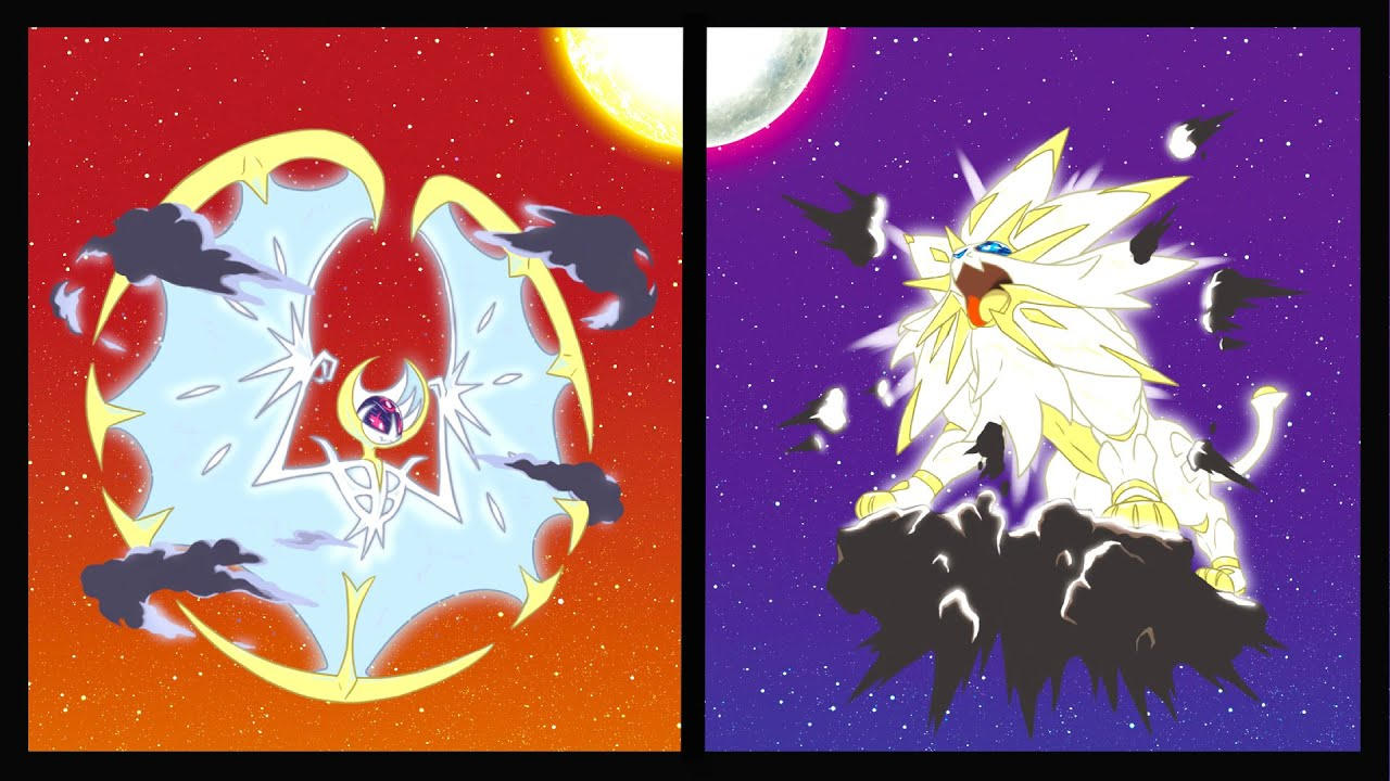 Solgaleo and Lunala NEW FORMS + Phase Change Theory! (Pokemon Sun ...