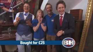 Bargain Hunt - Cockerel Tea Cosy