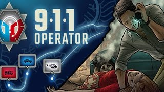 911 Operator Gameplay (PC HD) [1080p60FPS]