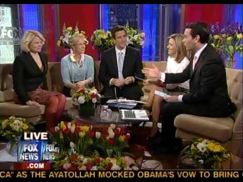 Jennifer Brown on Fox & Friends