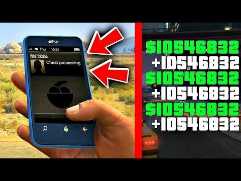 All Phone CHEATS In GTA 5!