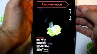 New Nexus 7 OUDHS recovery install and review