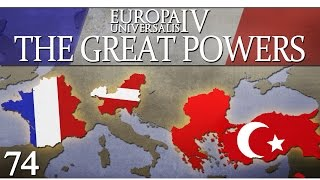 Europa Universalis IV - The Great Powers - Episode 74 ...Reforming the Grande Armee...